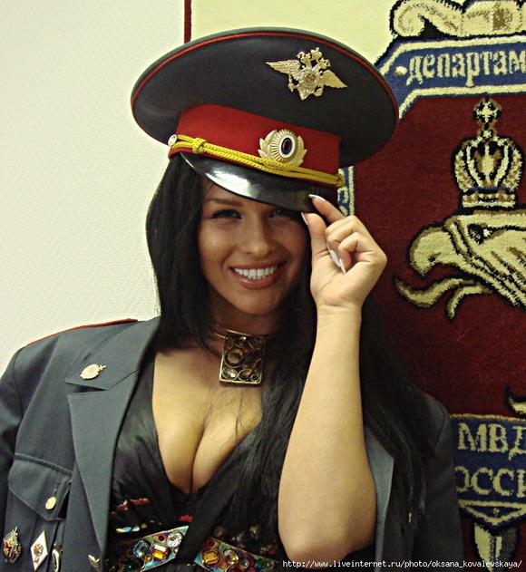Порно фото оксаны ковалевской